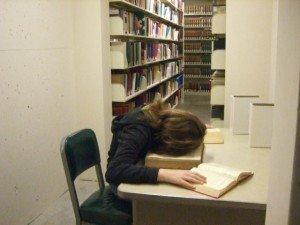 Pass university exams